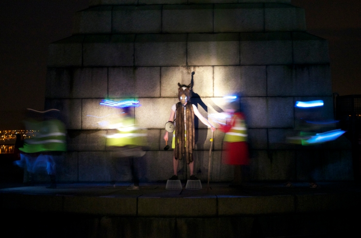 Dundee Artists in Residence, Performance Collective, NEoN Festival, 2011