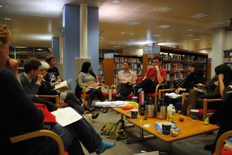 Jonathan Baxter - Reading Towards Action - 2011