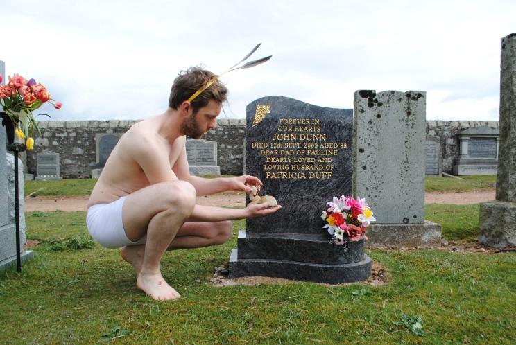 Jonathan Baxter - Christ Bunny - Cupar Arts - Research Performance